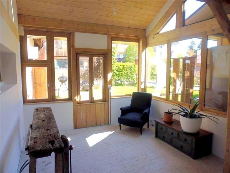 Vente maison / villa Reignier-esery 374000€ - Photo 2