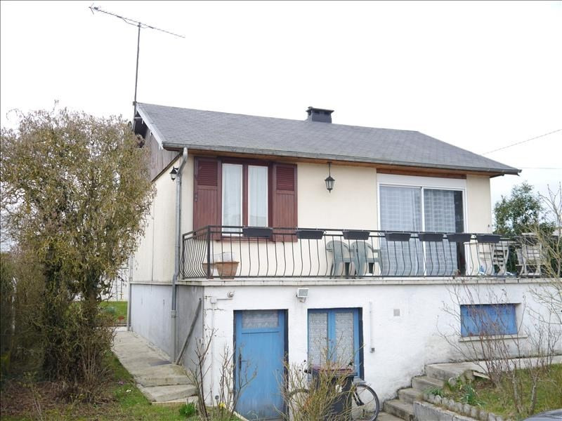 Sale house / villa Clos fontaine 203300€ - Picture 3