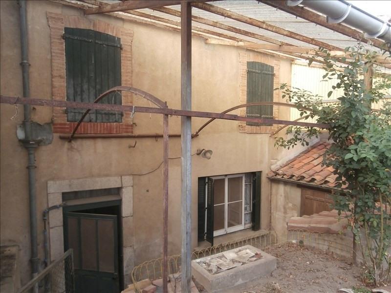 Sale house / villa Bout du pont de larn 60000€ - Picture 1