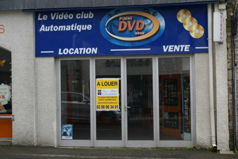 Location local commercial Quimperle 550€ HT/HC - Photo 1