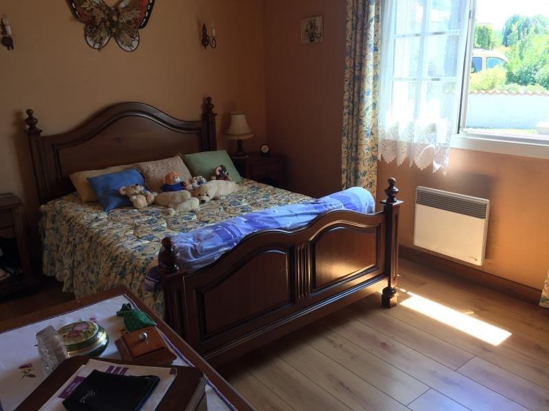Vente maison / villa St vincent sur jard 218400€ - Photo 7