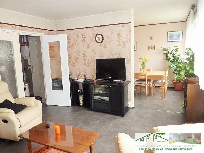 Vente appartement Draveil 144000€ - Photo 1