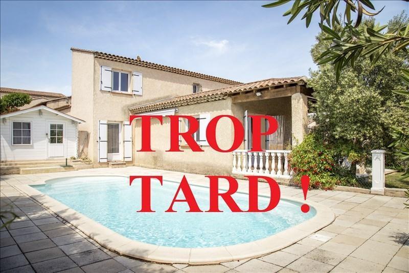 Venta  casa Meyreuil 365000€ - Fotografía 1