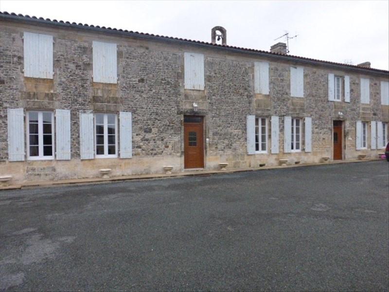 Deluxe sale house / villa Berneuil 525000€ - Picture 2