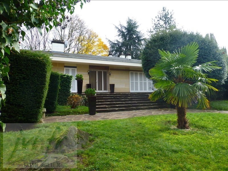 Vente de prestige maison / villa Montmorency 1295000€ - Photo 2