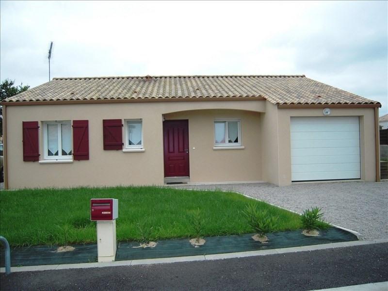 Sale house / villa Aubigny 194000€ - Picture 1
