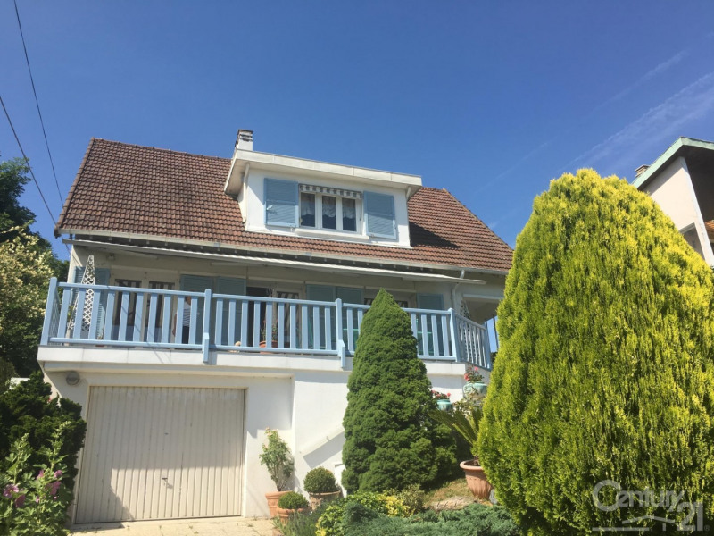Revenda residencial de prestígio casa Trouville sur mer 598000€ - Fotografia 1