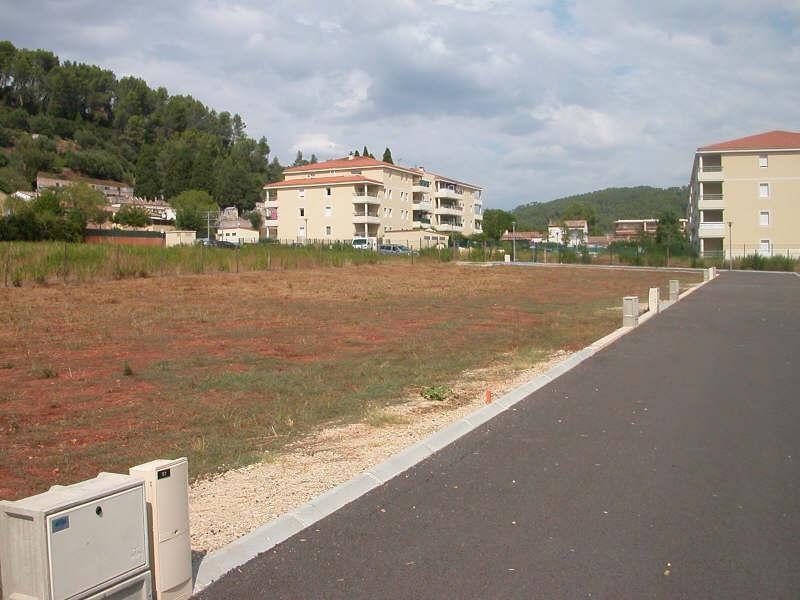 Vente terrain Le luc 89000€ - Photo 1