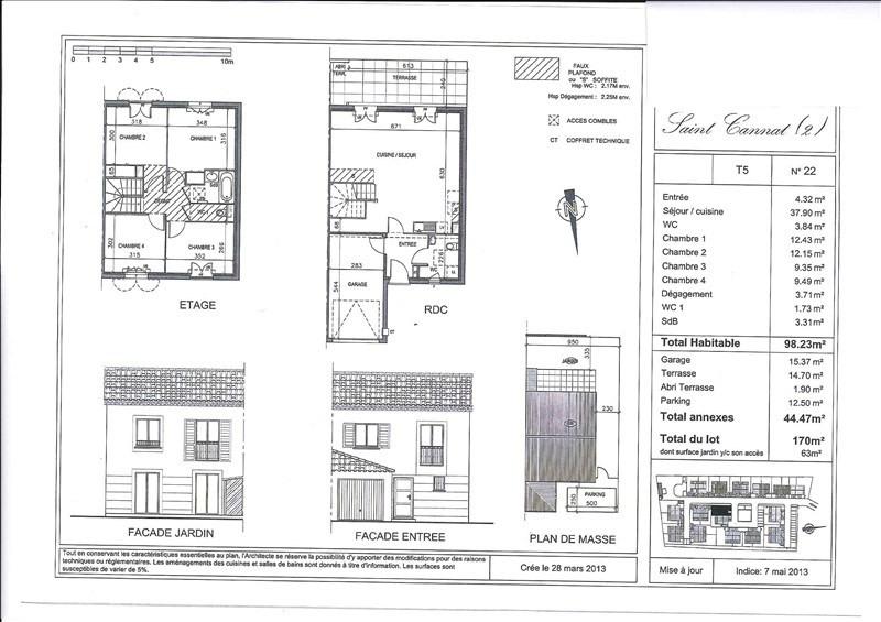 Sale house / villa St cannat 361000€ - Picture 3