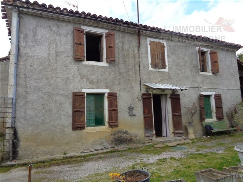 Vente maison / villa Auch 139000€ - Photo 1