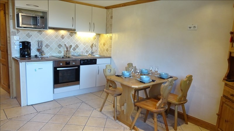 Sale apartment Meribel 192000€ - Picture 1