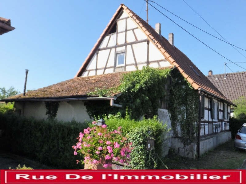 Sale house / villa Froeschwiller 117 700€ - Picture 4