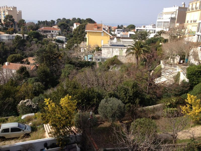 Vente de prestige appartement Marseille 7ème 585000€ - Photo 2