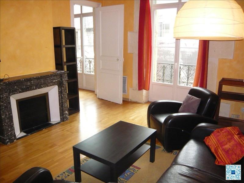 Rental apartment Sete 600€ CC - Picture 1
