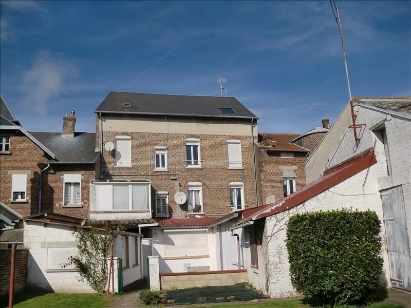 Vente immeuble Tergnier 157900€ - Photo 1