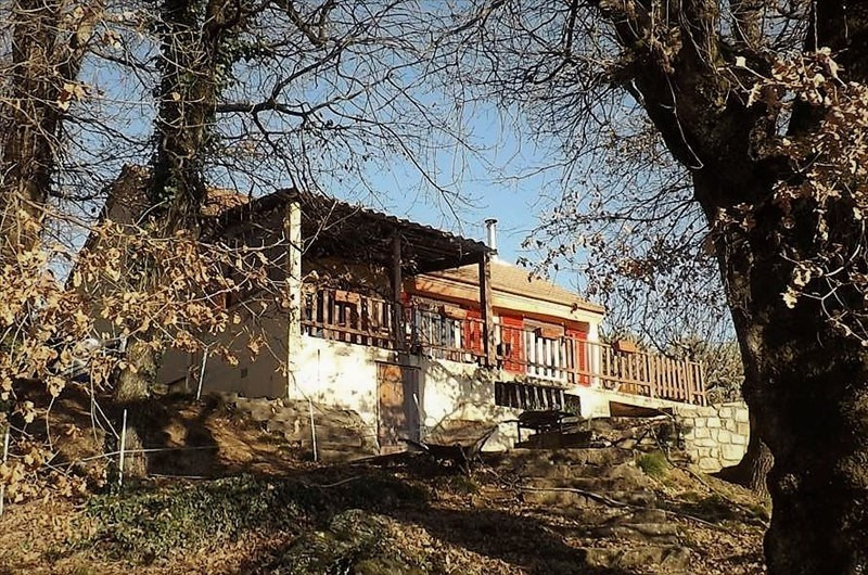 Vente maison / villa Vinezac 175000€ - Photo 1