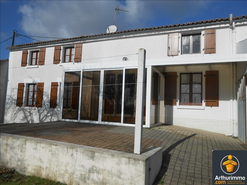 Sale house / villa Aulnay 90720€ - Picture 1
