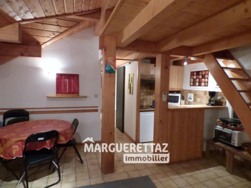Vente appartement Bellevaux 106000€ - Photo 1