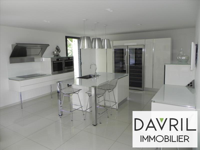 Revenda residencial de prestígio casa Andresy 1470000€ - Fotografia 4