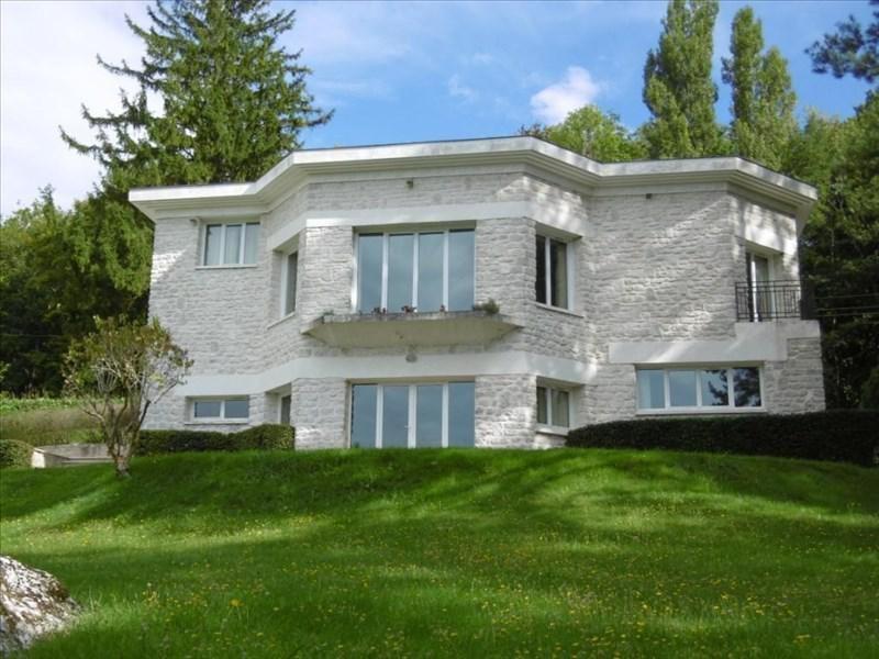 Deluxe sale house / villa St martin la garenne 950000€ - Picture 1