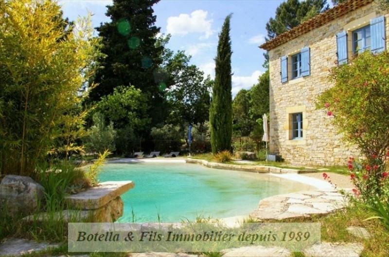 Deluxe sale house / villa Goudargues 649000€ - Picture 9