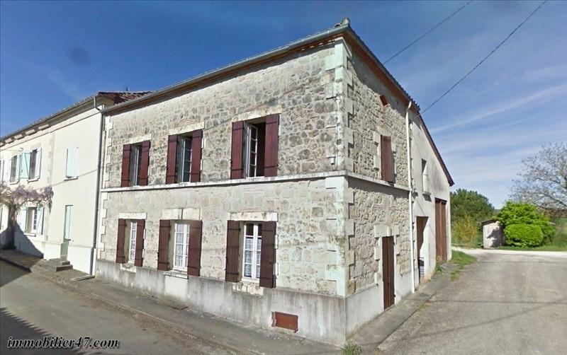 Vente maison / villa Villebramar 65000€ - Photo 1