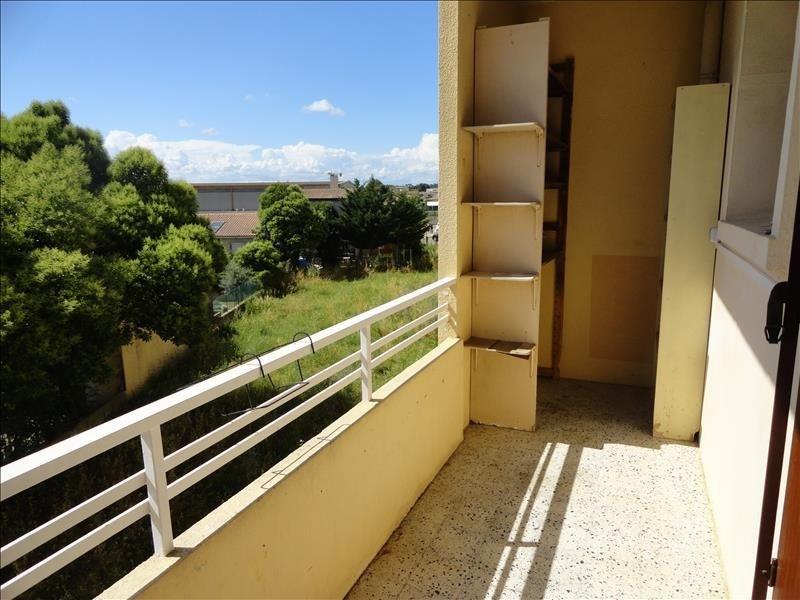 Vente appartement Lunel 110000€ - Photo 2