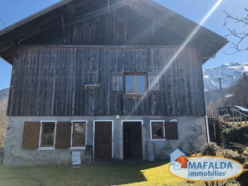 Vente maison / villa Mont saxonnex 249000€ - Photo 1