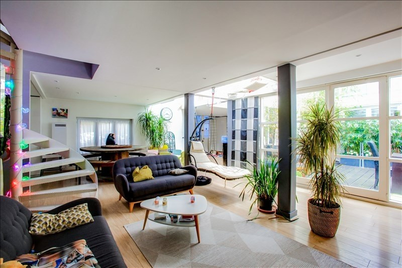 Sale apartment Colombes 820000€ - Picture 1
