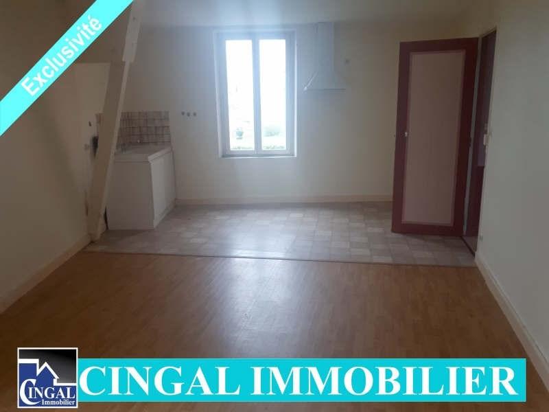 Vente appartement Bretteville sur laize 95000€ - Photo 1