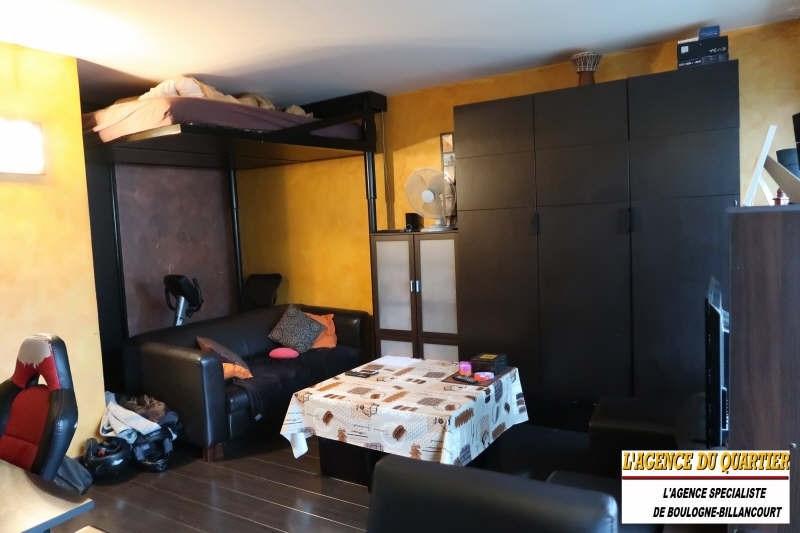 Venta  apartamento Boulogne billancourt 279000€ - Fotografía 5