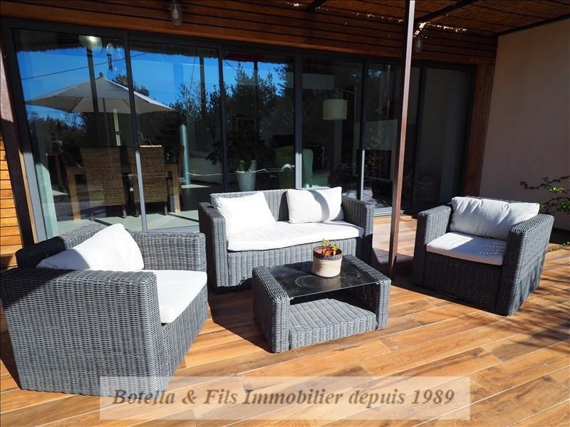 Vente de prestige maison / villa Uzes 575000€ - Photo 12