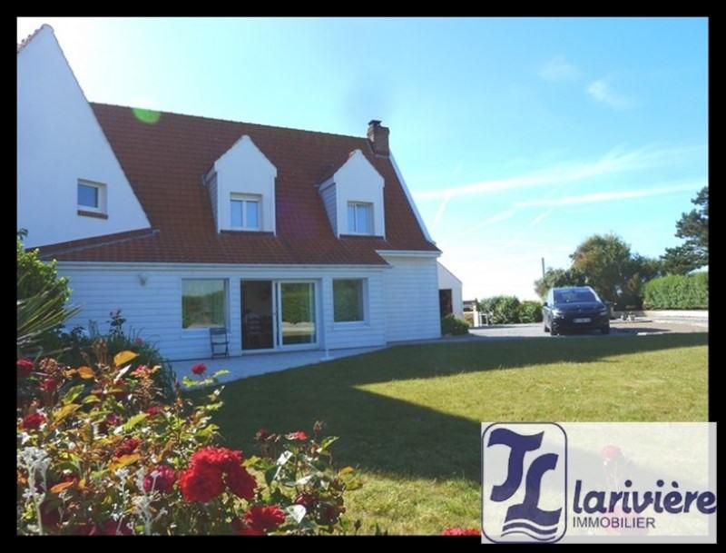 Vente maison / villa Audresselles 357000€ - Photo 1