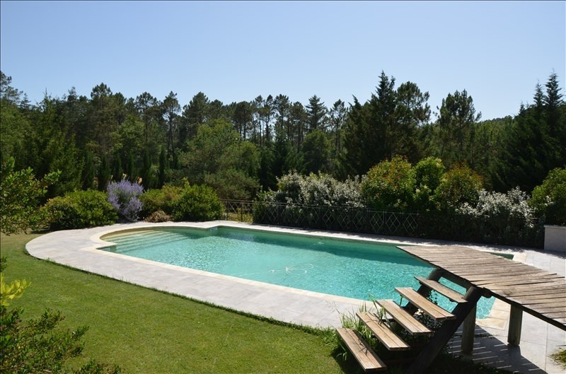 Deluxe sale house / villa Vallon pont d arc 613 600€ - Picture 12