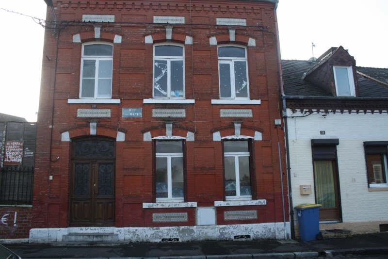 Sale house / villa Hirson 43800€ - Picture 1