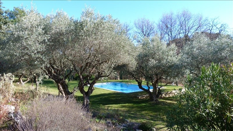 Deluxe sale house / villa Carpentras 670 000€ - Picture 3