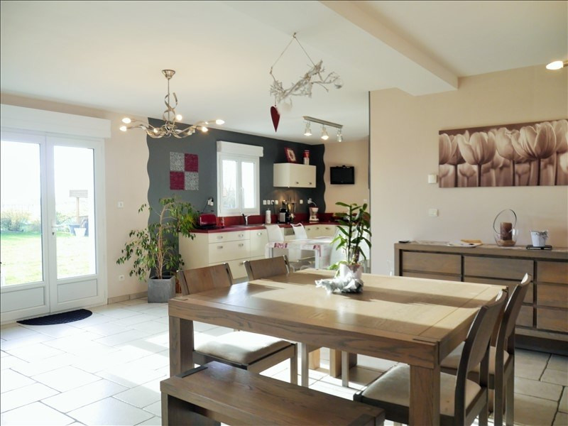 Sale house / villa Hinges 332800€ - Picture 5