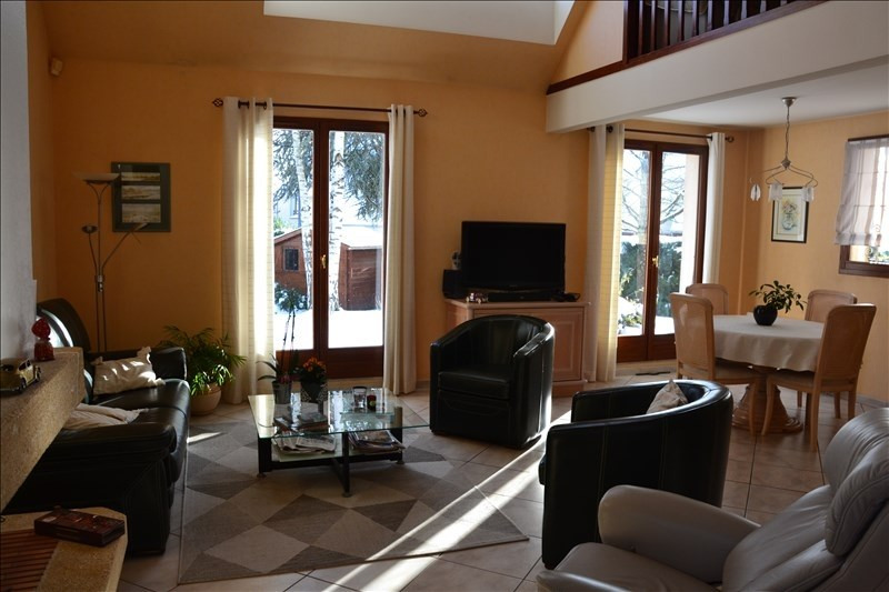 Sale house / villa Osny 439000€ - Picture 2