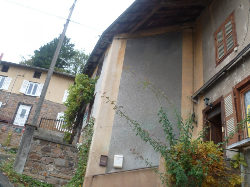 Sale house / villa St laurent de chamousset 45 000€ - Picture 2