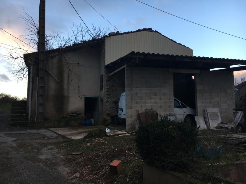 Vente maison / villa Mazamet 34000€ - Photo 1