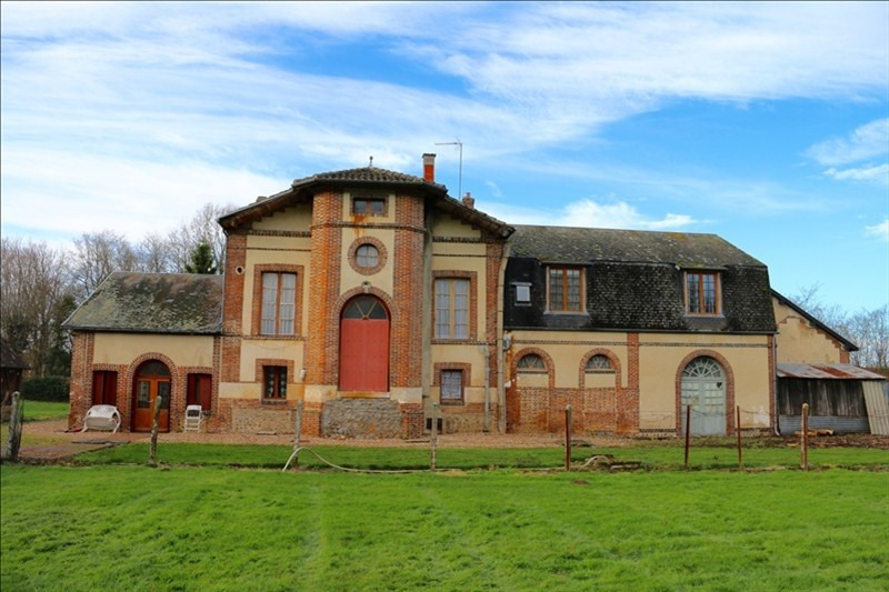 Vente maison / villa Conches en ouche 420 000€ - Photo 1