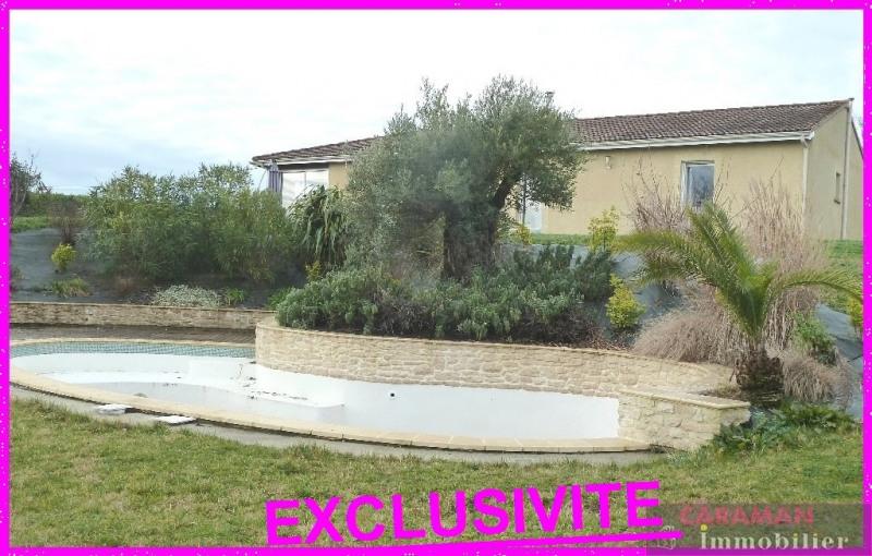 Vente maison / villa Lanta   secteur 380000€ - Photo 1