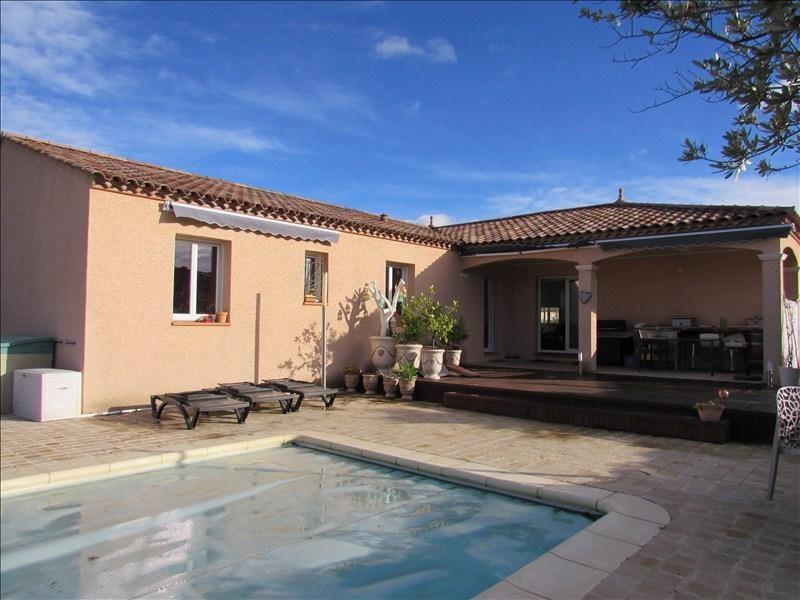 Sale house / villa Corneilhan 409000€ - Picture 3