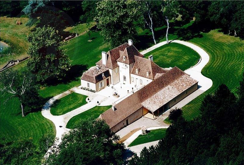 Deluxe sale house / villa Pressignac vicq 3150000€ - Picture 1
