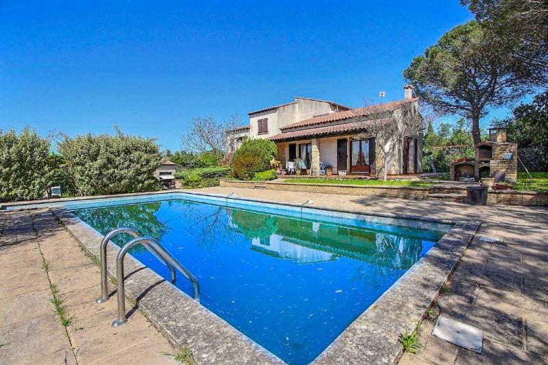 Vente de prestige maison / villa Bouillargues 642000€ - Photo 1