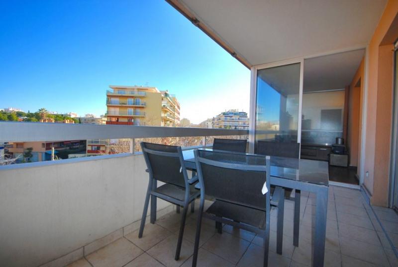 Sale apartment Juan-les-pins 190000€ - Picture 1