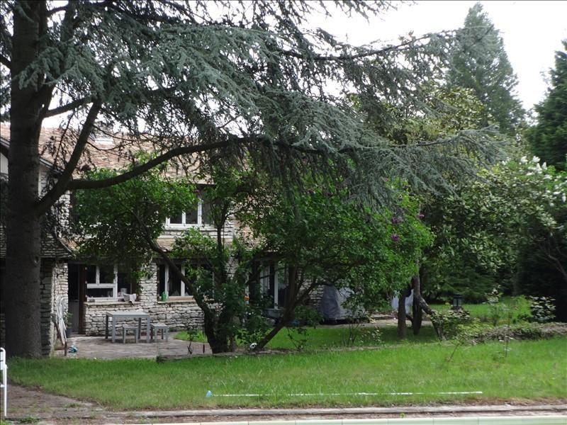 Sale house / villa Blaru 367000€ - Picture 7