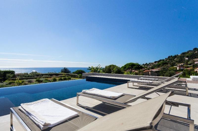 Verhuren vakantie  huis Le golfe juan 7500€ - Foto 8