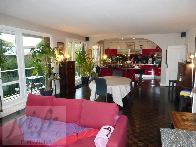Sale apartment Montmorency 469 000€ - Picture 2