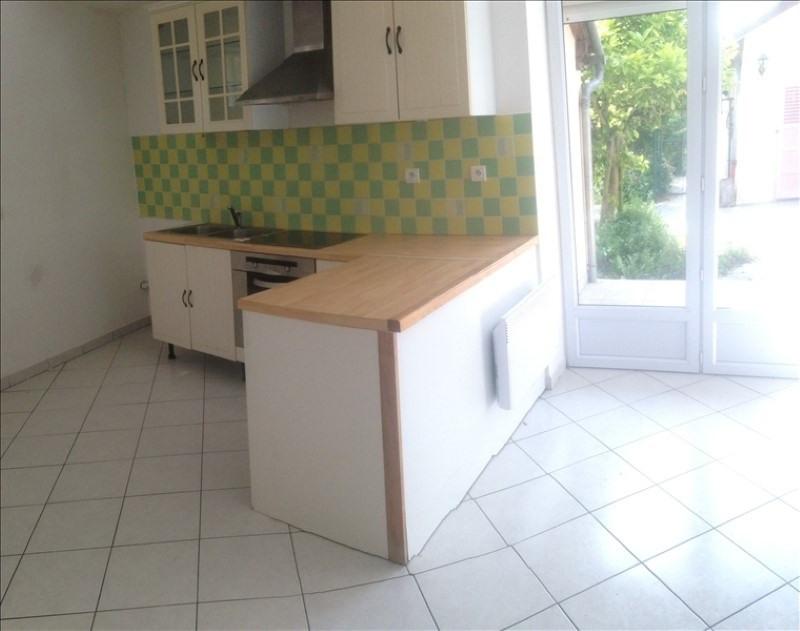 Sale house / villa Nanteuil les meaux 156000€ - Picture 2
